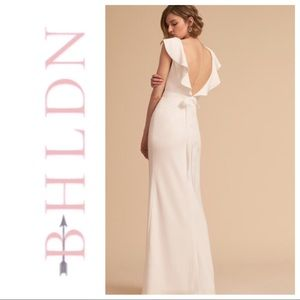 BHLDN Adrianna Papell Eliot Dress